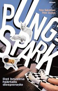 bokomslag Pungspark : det brustna hjärtats desperado