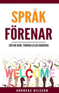 bokomslag Språk Förenar - Lär dig dari, tigrinja eller arabiska
