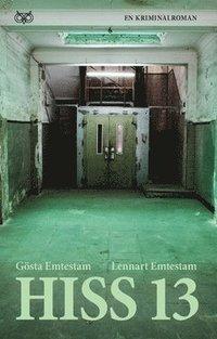bokomslag Hiss 13 : en kriminalroman