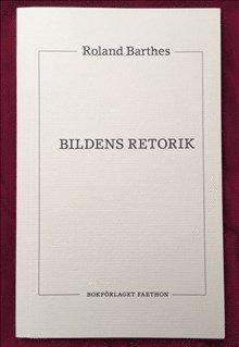 bokomslag Bildens retorik