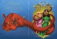 bokomslag Sagan om Prinsen & Prinsessan och lite om draken också