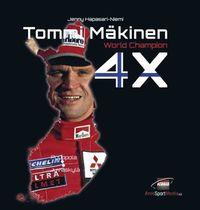 bokomslag Tommi Mäkinen – World Champion
