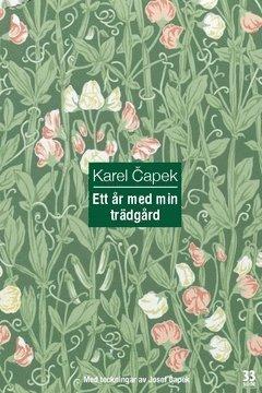 bokomslag Ett år med min trädgård