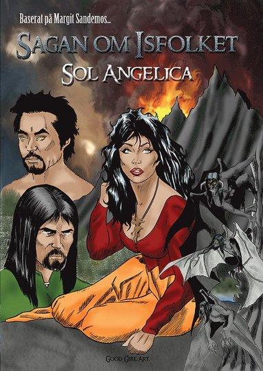 bokomslag Sagan om Isfolket - Sol Angelica