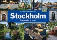 bokomslag Stockholm : promenader, historia, kultur och natur