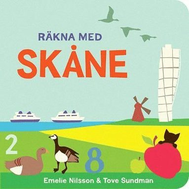 bokomslag Räkna med Skåne