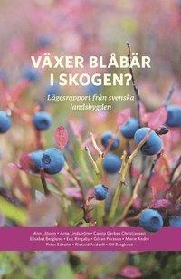 bokomslag Växer blåbär i skogen?