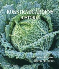 bokomslag Köksträdgårdens historia