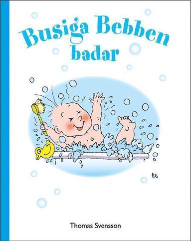 bokomslag Busiga Bebben badar