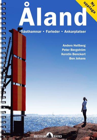 bokomslag Åland : gästhamnar, farleder, ankarplatser