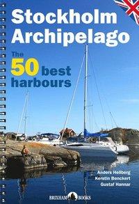 bokomslag Stockholm Archipelago - The 50 best harbours