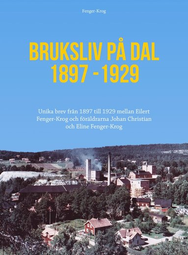 bokomslag Bruksliv på Dal