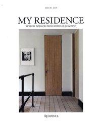 bokomslag My Residence : Swedish interiors from Residence Magazine 2016