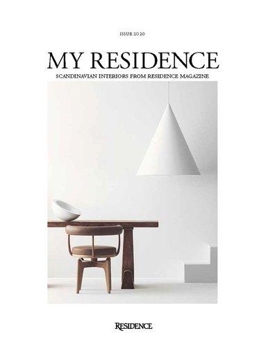 bokomslag My Residence : Scandinavian interiors from residence magazine