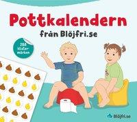 bokomslag Pottkalendern från Blöjfri.se : ett pedagogiskt och roligt stöd för er potträning