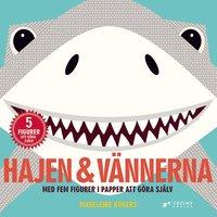 bokomslag Hajen och vännerna