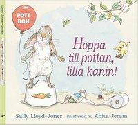 bokomslag Hoppa till pottan, lilla kanin