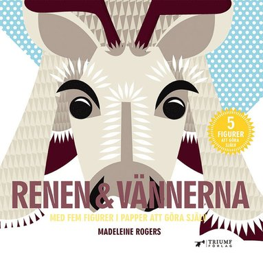 bokomslag Renen & vännerna