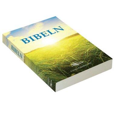 bokomslag Slimline pocket Folkbibeln 2015