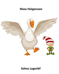 bokomslag Nisse Holgersson (lättläst)