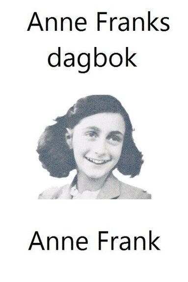 bokomslag Anne Franks dagbok
