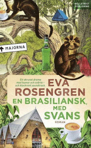 bokomslag En brasiliansk, med svans