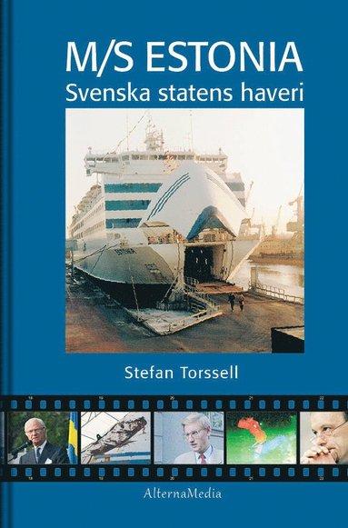 bokomslag M/S Estonia : svenska statens haveri