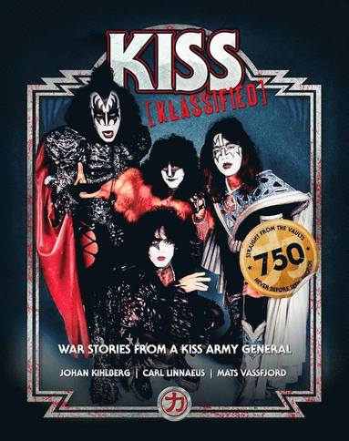 bokomslag Kiss klassified : war stories from a kiss army general