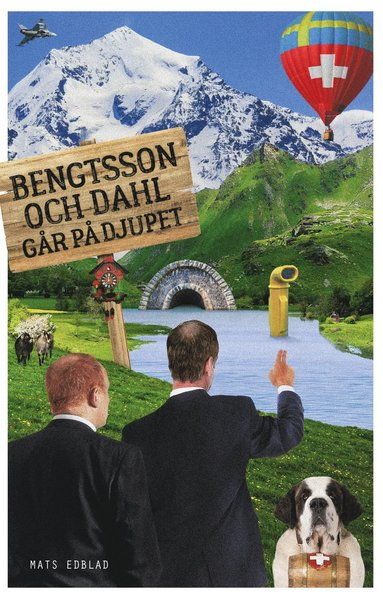 bokomslag Bengtsson och Dahl går på djupet