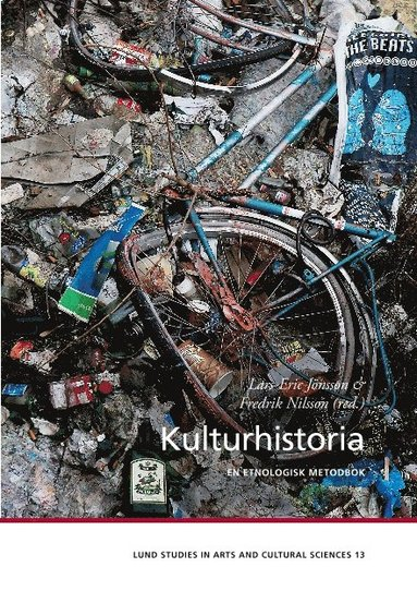 bokomslag Kulturhistoria