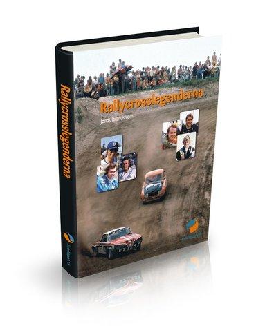 bokomslag Rallycrosslegenderna