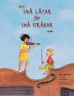 bokomslag Nya Små låtar för små stråkar violin