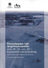 bokomslag Rasbobygden i ett långtidsperspektiv