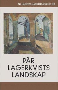 bokomslag Pär Lagerkvists landskap