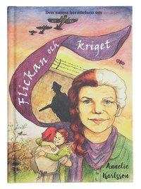 bokomslag Flickan och kriget