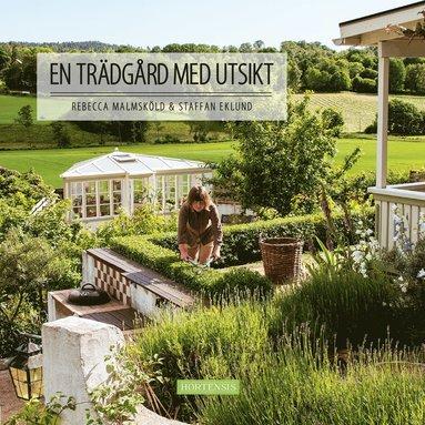 bokomslag En trädgård med utsikt