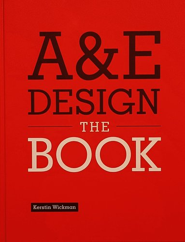 bokomslag A & E design : the book