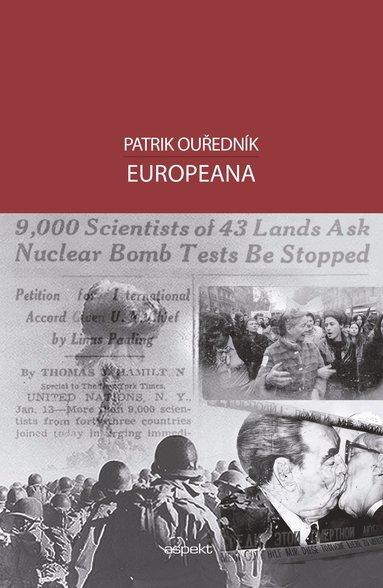 bokomslag Europeana : kortfattad historia om nittonhundratalet