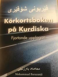 bokomslag Körkortsboken på Kurdiska