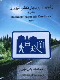 bokomslag Körkortsfrågor på Kurdiska del 4
