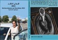 bokomslag Körkortsboken på Kurdiska 2020