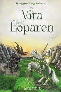 bokomslag Vita löparen