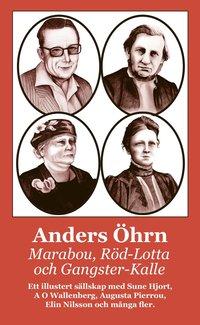 bokomslag Marabou, Röd-Lotta och Gangster-Kalle