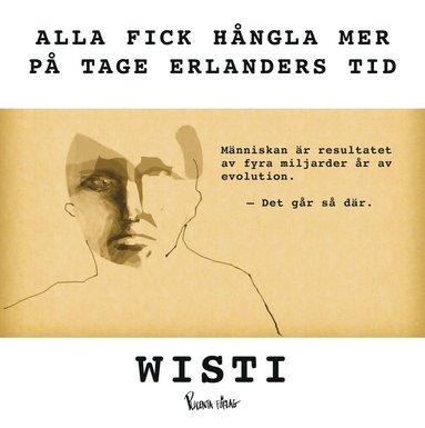 bokomslag Alla fick hångla mer på Tage Erlanders tid