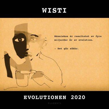 bokomslag Evolutionen 2020 - Almanacka Wisti