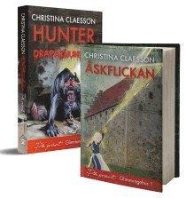 bokomslag Åskflickan ; Hunter : dräparhunden (paket)