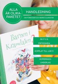 bokomslag Handledning Barnen i Kramdalen 2 - tema alla olika