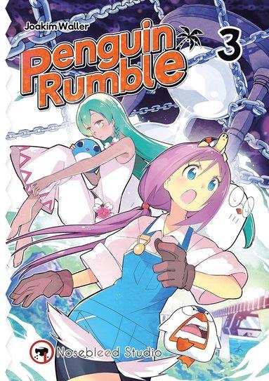 bokomslag Penguin Rumble 3