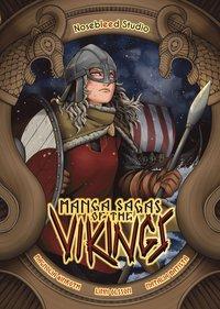 bokomslag Manga Sagas of the Vikings