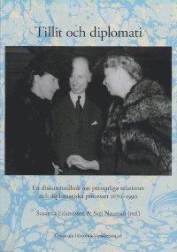 bokomslag Tillit och diplomati